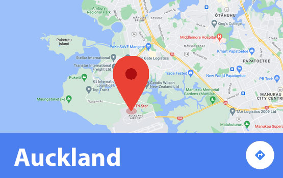 Auckland Pick-Up Point